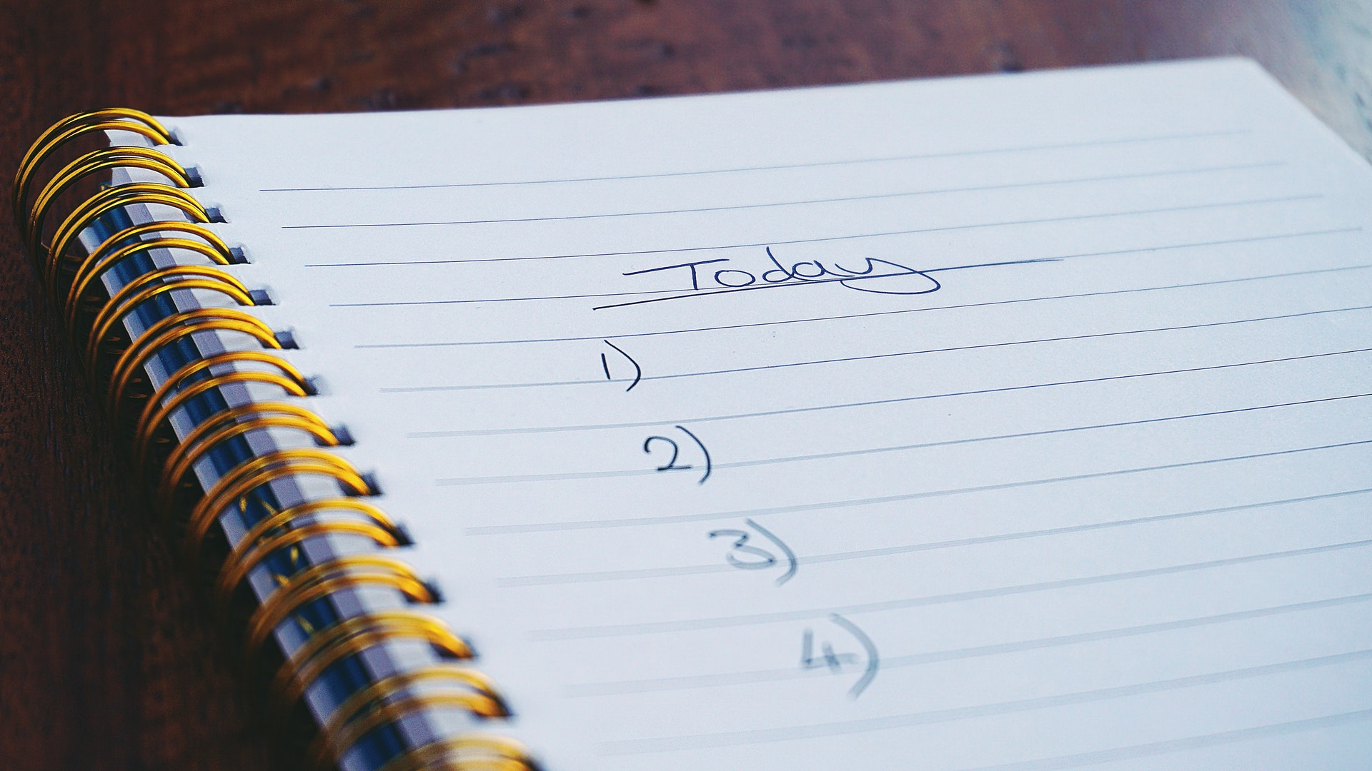 A divorce mediation checklist.